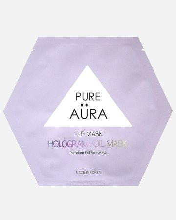 Pure Aura Hologram Foil Lip Mask
