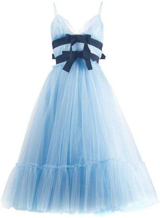 Brognano Celeste dress