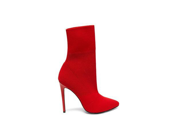 Steve Madden - CENTURY RED boot