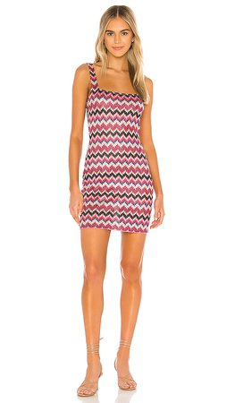 Lovers + Friends Mendocino Mini Dress in Multi | REVOLVE