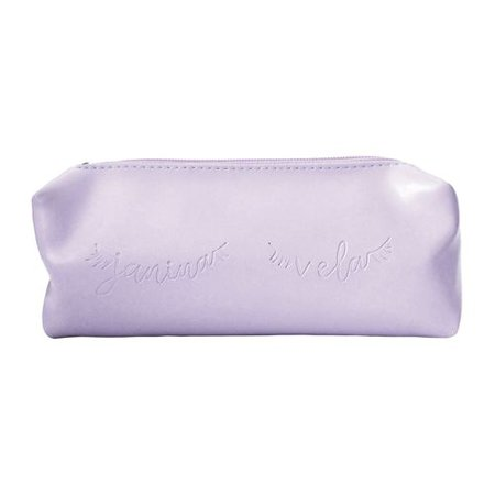 Janina Pencil Case Lilac Leatherette W/ Zipper - Cases & Pouches - Bags & Cases - Gifts - Gifts & Occasion Supplies National Book Store