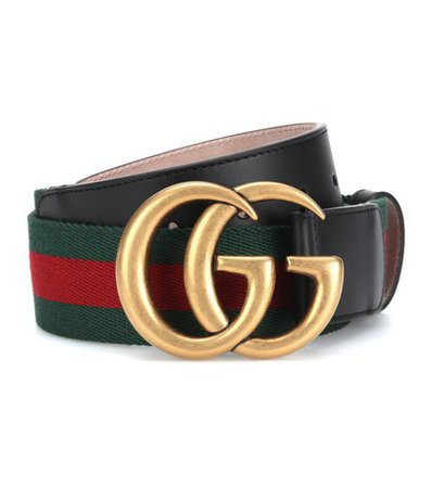 GG Marmont web belt