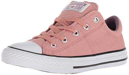 Amazon.com | Converse Girls' Chuck Taylor All Star Madison Sneaker, Pink/Milk, 12 M US Little Kid | Sneakers