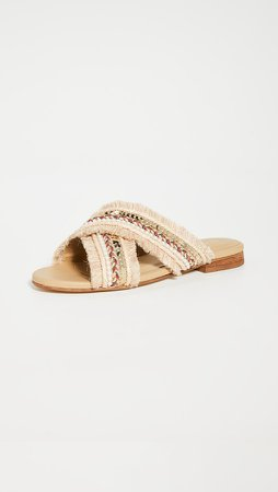 Ibiza Crossover Sandals