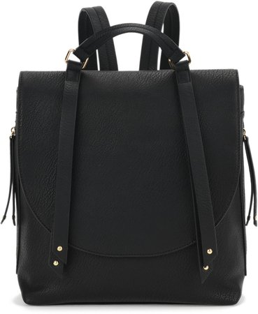 Orila Faux Leather Backpack