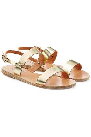 Leather Sandals Gr. IT 38