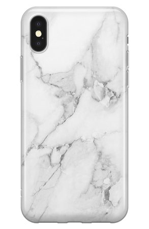 Recover White Marble iPhone X/Xs/Xs Max & XR Case | Nordstrom