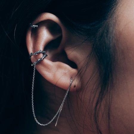 sexy goth earring