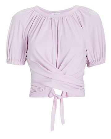 A.L.C. Josie Tie-Waist T-Shirt | INTERMIX®