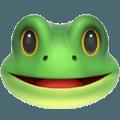 🐸 Frog Face Emoji