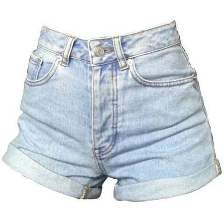 jean shorts polyvore - Pesquisa Google