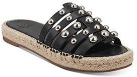 Women's Tamie Embellished Flat Sandals