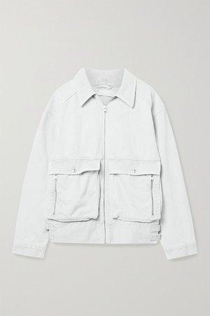 IRO | Lachais oversized denim jacket | NET-A-PORTER.COM