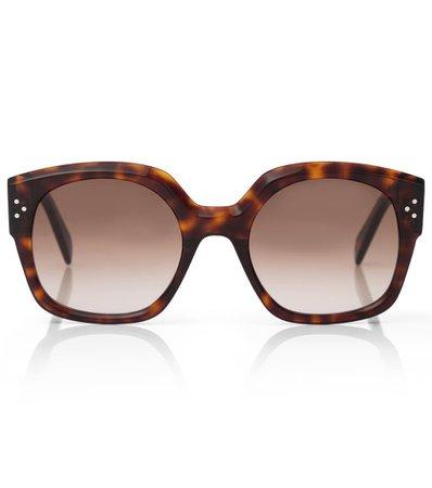 Celine Eyewear - D-frame acetate sunglasses | Mytheresa