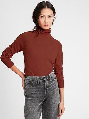Merino Turtleneck Sweater in Responsible Wool | Banana Republic