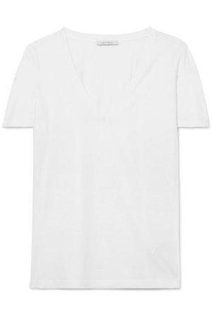 Ninety Percent | Ruby organic cotton-jersey T-shirt | NET-A-PORTER.COM