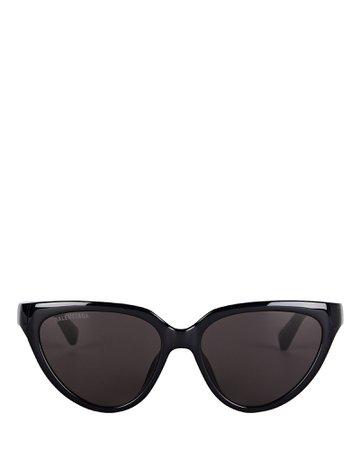 Balenciaga Cat-Eye Sunglasses | INTERMIX®