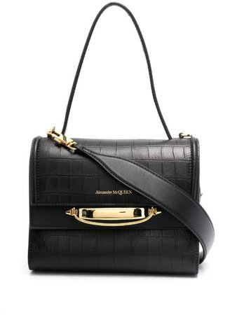 Alexander McQueen The Story top-handle Bag - Farfetch