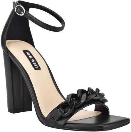 Mindful Ankle Strap Sandal