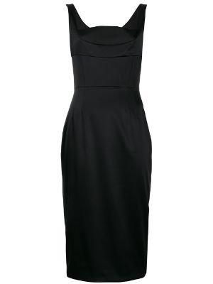 Dolce & Gabbana satin dress