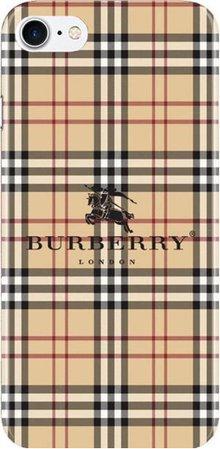 Burberry Plaid Phone Case
