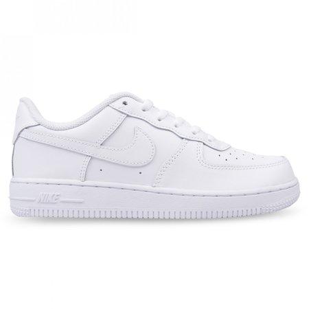 Nike AIR FORCE 1 KIDS White/White/White | Hype DC
