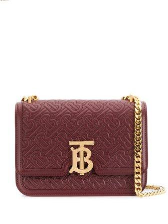 Burberry Monogram Shoulder Bag - Farfetch
