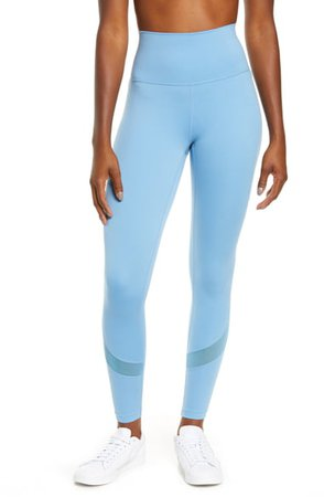 Zella Flow High Waist Ankle Leggings | Nordstrom