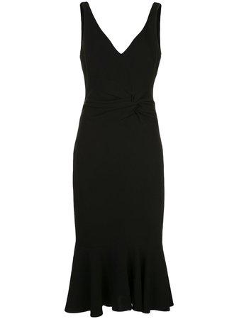 Black Cinq A Sept Adira Dress   Farfetch.com
