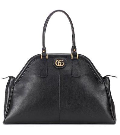 RE(BELLE) large leather shoulder bag