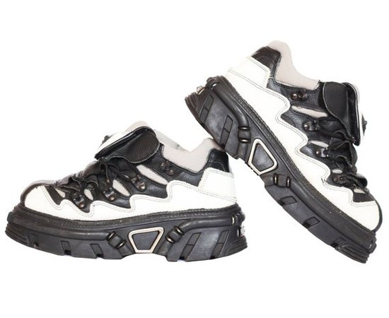 ORIGINAL 90'S RAVE shoes from Gordon Jack size EUR 40 / | Etsy