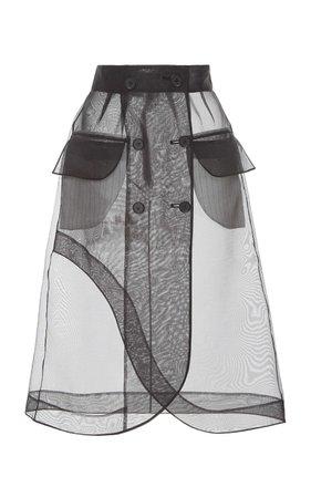 Guifei Organza Skirt