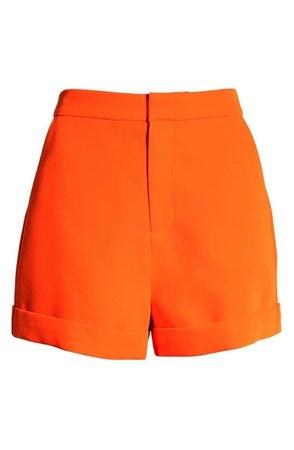 High Waist Tailored Shorts ENDLESS ROSE