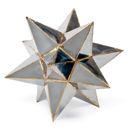 Star Sculpture Art