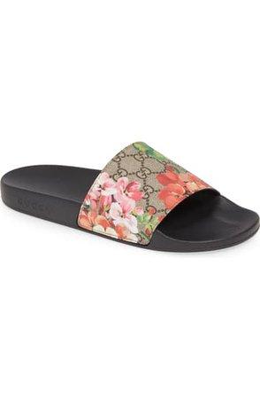 Gucci Slide Sandal (Women) | Nordstrom