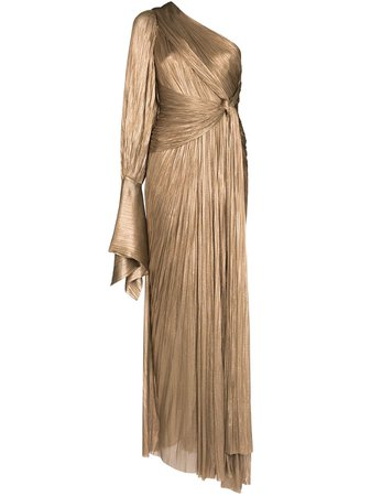 Maria Lucia Hohan Eden one-shoulder gown - FARFETCH