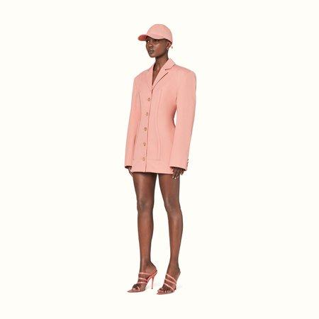 Corset blazer dress | FENTY