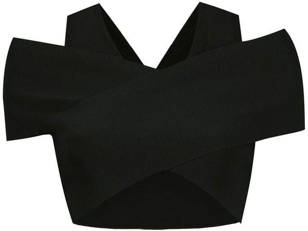 Nk Collection cropped top
