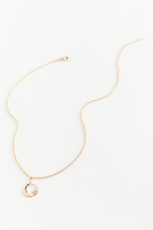Moonlight Pendant Necklace | Urban Outfitters