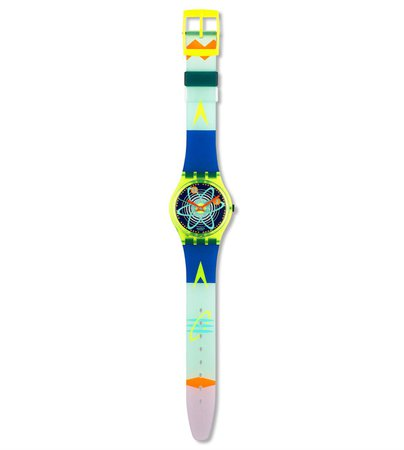WAVE REBEL (GJ107) - Swatch® United States
