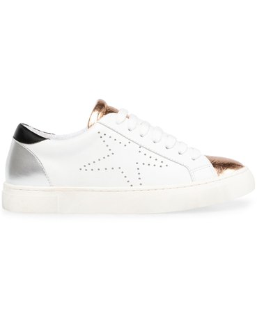 Steve Madden Women's Rezume Star Sneakers & Reviews - Athletic Shoes & Sneakers - Shoes - Macy's