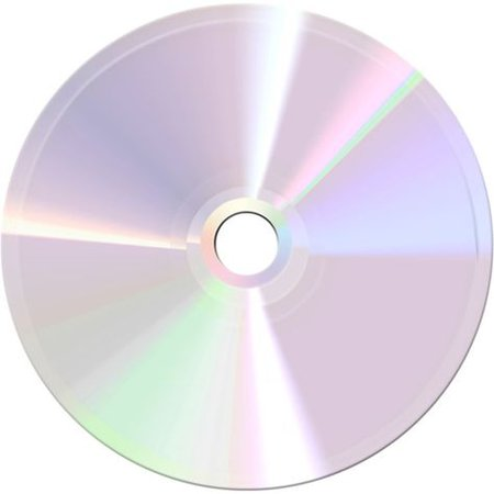 cd holographic iridescent filler music png