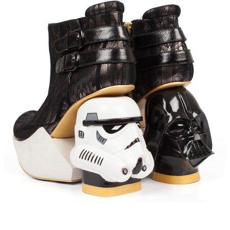 Irregular Choice Star Wars Shoes