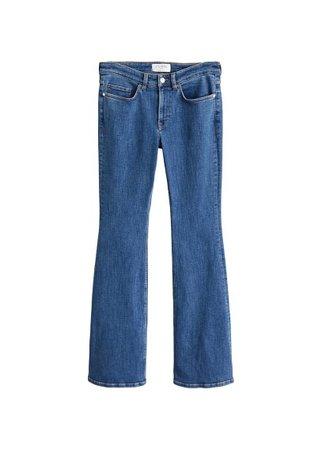 Violeta BY MANGO Flared jeans Flare