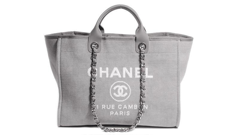 bag beach -chanel