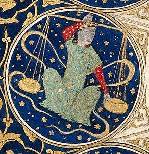 Libra (astrology) - Wikipedia