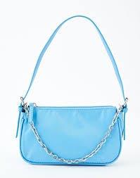 shoulder bag blue - Google Search