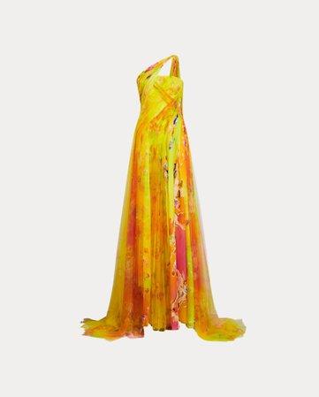 Ralph Lauren Vivianne Evening Dress