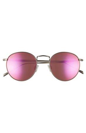 Maui Jim Nautilus 50mm PolarizedPlus2® Round Sunglasses