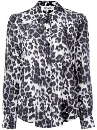 Diane Von Furstenberg Mariah Shirt - Farfetch